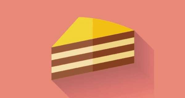 Красный бархатный торт с глазурью из сливочного сыра